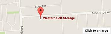 Self Storage Adelaide - Western Self Storage Camden Park